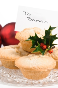 Mince Pies For Santa